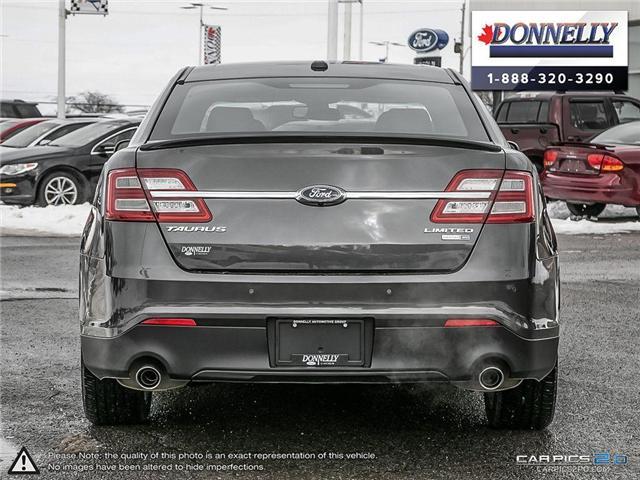 2018 Ford Taurus Limited (Stk: PLDUR6035) in Ottawa - Image 5 of 29