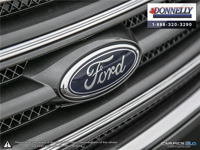 2018 Ford Taurus Limited (Stk: PLDUR6035) in Ottawa - Image 9 of 29