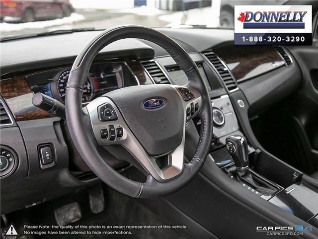 2018 Ford Taurus Limited (Stk: PLDUR6035) in Ottawa - Image 13 of 29
