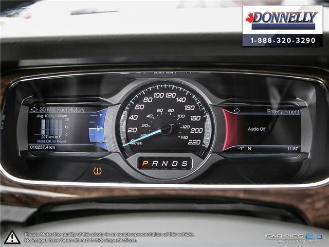 2018 Ford Taurus Limited (Stk: PLDUR6035) in Ottawa - Image 15 of 29