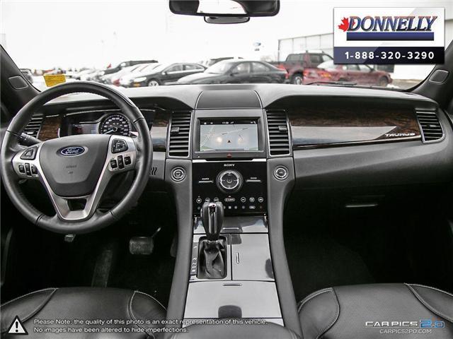 2018 Ford Taurus Limited (Stk: PLDUR6035) in Ottawa - Image 24 of 29
