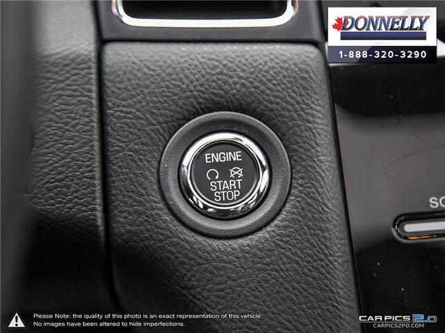 2018 Ford Taurus Limited (Stk: PLDUR6035) in Ottawa - Image 26 of 29