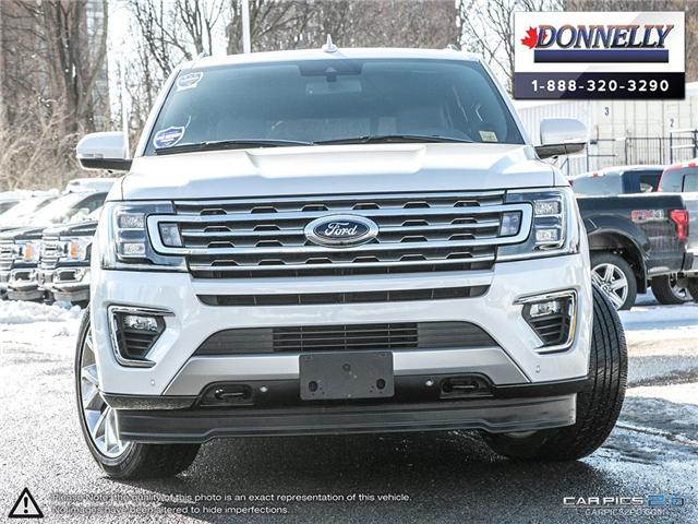 2018 Ford Expedition Max Limited (Stk: PLDUR6040) in Ottawa - Image 2 of 30