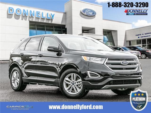 2018 Ford Edge SEL (Stk: PLDUR6041) in Ottawa - Image 1 of 30