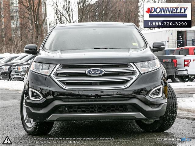 2018 Ford Edge SEL (Stk: PLDUR6041) in Ottawa - Image 2 of 30