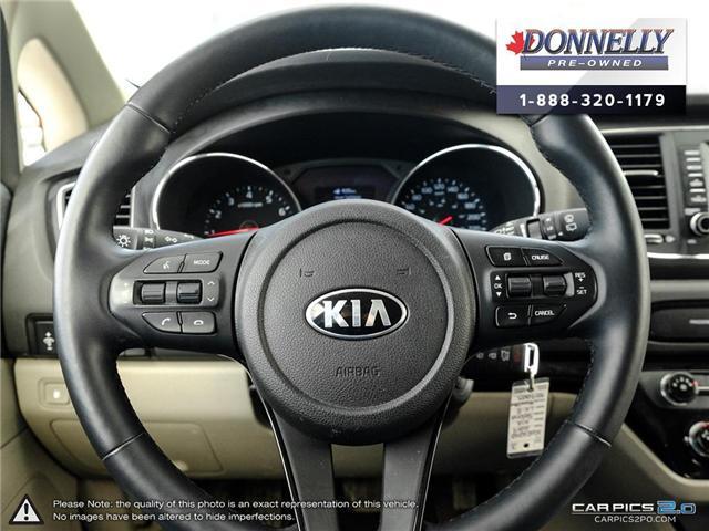 2019 Kia Sedona LX (Stk: CLKUR2240) in Kanata - Image 13 of 27