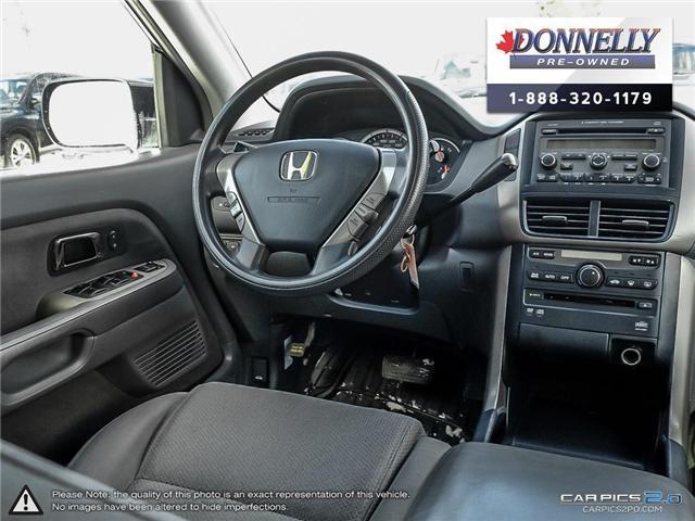2008 Honda Pilot SE (Stk: PBWKS125A) in Kanata - Image 24 of 27