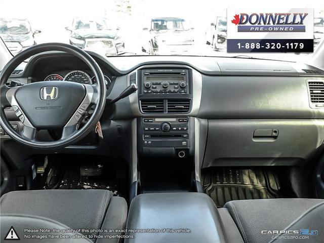 2008 Honda Pilot SE (Stk: PBWKS125A) in Kanata - Image 25 of 27