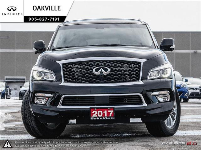 2017 Infiniti QX80 Base 7 Passenger (Stk: QU0134) in Oakville - Image 2 of 20