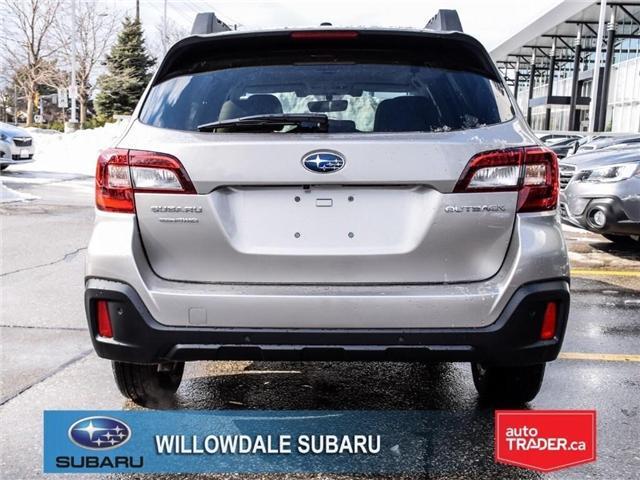 2018 Subaru Outback 2 5i Touring   EyeSight   POWER LIFTGATE