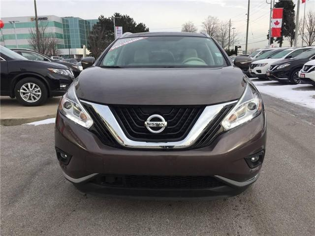 2015 Nissan Murano Platinum (Stk: X8137A) in Burlington - Image 2 of 20