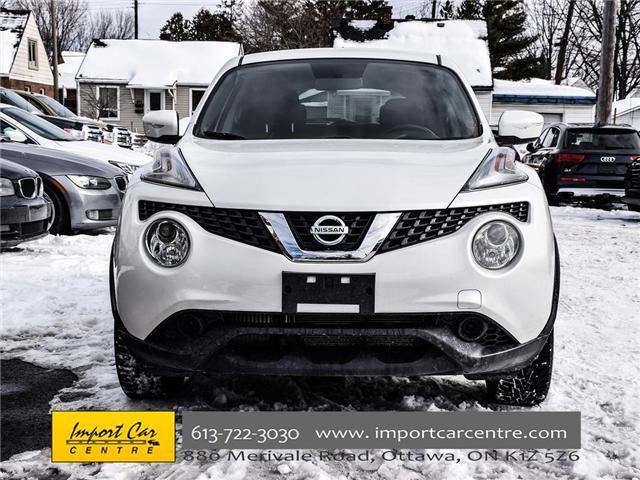2016 Nissan Juke SV (Stk: 601322) in Ottawa - Image 2 of 23