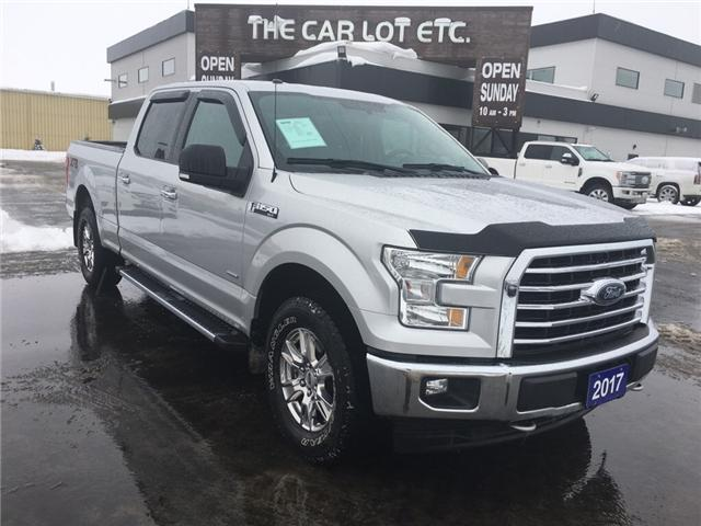 2017 Ford F-150 XLT (Stk: 19090) in Sudbury - Image 1 of 18