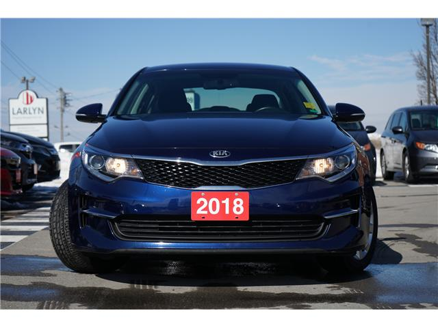 2018 Kia Optima LX+ (Stk: P6820) in London - Image 2 of 26