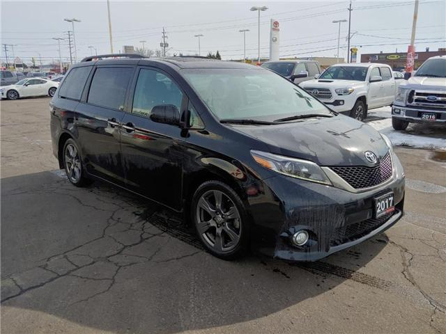 2017 Toyota Sienna  (Stk: P0054630) in Cambridge - Image 4 of 13