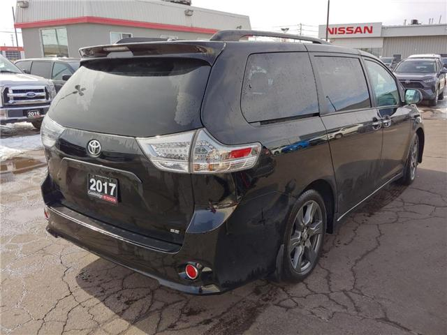 2017 Toyota Sienna  (Stk: P0054630) in Cambridge - Image 5 of 13