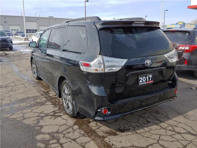 2017 Toyota Sienna  (Stk: P0054630) in Cambridge - Image 7 of 13