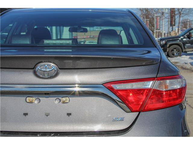 2017 Toyota Camry SE (Stk: APR2982) in Mississauga - Image 5 of 20