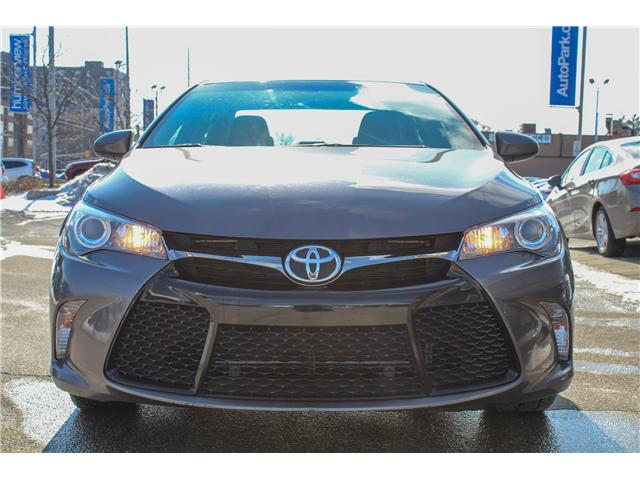 2017 Toyota Camry SE (Stk: APR2982) in Mississauga - Image 4 of 20