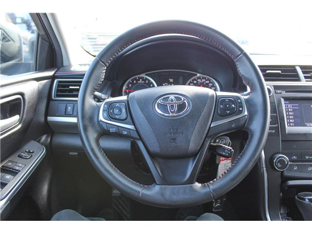 2017 Toyota Camry SE (Stk: APR2982) in Mississauga - Image 9 of 20
