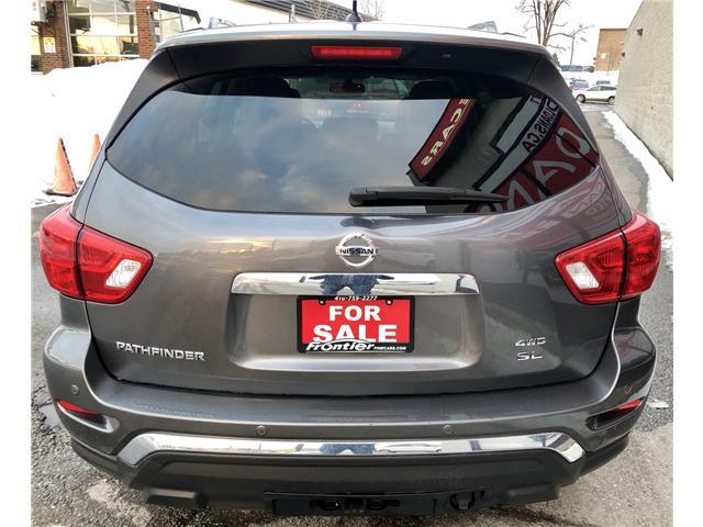 2017 Nissan Pathfinder SL (Stk: 689080) in Toronto - Image 6 of 15
