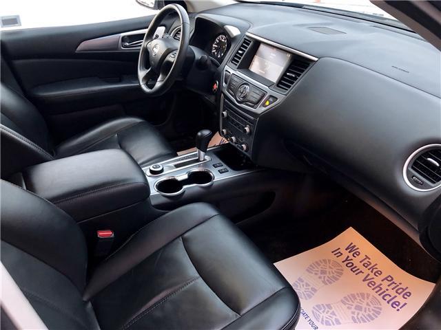 2017 Nissan Pathfinder SL (Stk: 689080) in Toronto - Image 11 of 15