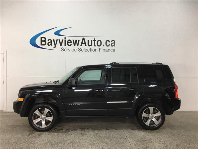 2016 Jeep Patriot Sport/North (Stk: 34341JA) in Belleville - Image 1 of 27
