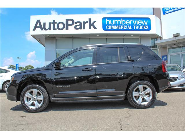 2017 Jeep Compass Sport/North (Stk: apr2882) in Mississauga - Image 2 of 19