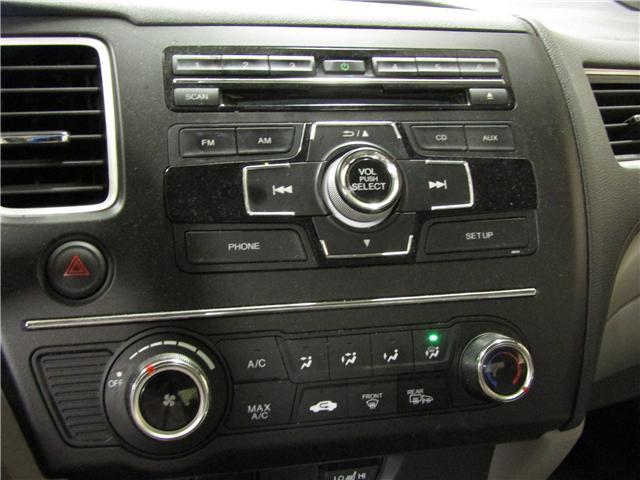 2015 Honda Civic LX (Stk: C19423A) in Toronto - Image 20 of 36