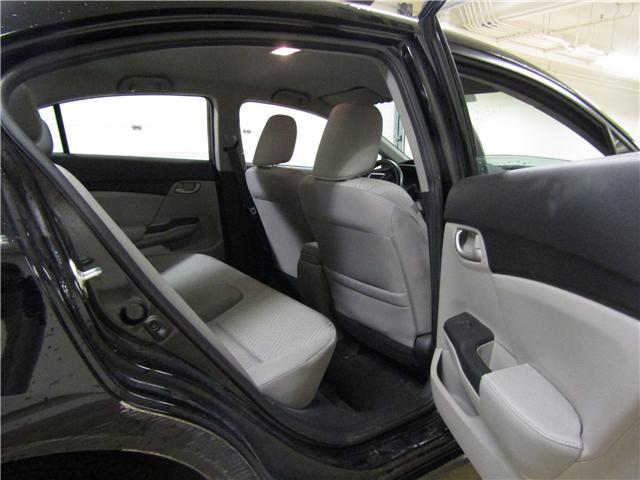 2015 Honda Civic LX (Stk: C19423A) in Toronto - Image 28 of 36
