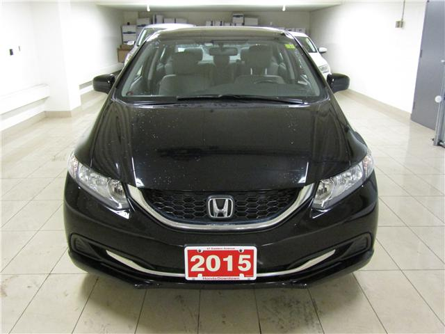 2015 Honda Civic LX (Stk: C19423A) in Toronto - Image 8 of 36