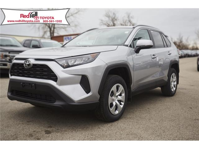 2019 Toyota RAV4 LE (Stk: 19400) in Hamilton - Image 1 of 16