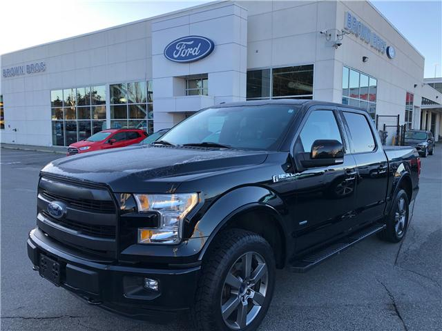 2016 Ford F-150 Lariat (Stk: LP1935) in Vancouver - Image 1 of 25