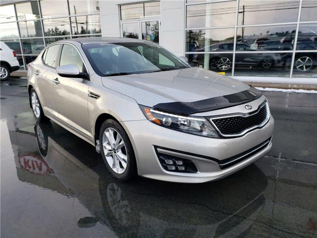 2014 Kia Optima SX (Stk: 19062B) in Hebbville - Image 1 of 27