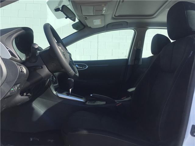 2018 Nissan Sentra 1.8 SV (Stk: D1244) in Regina - Image 17 of 22
