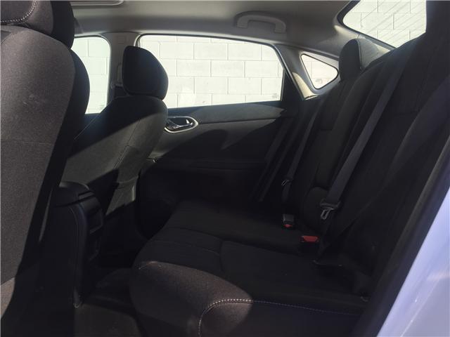 2018 Nissan Sentra 1.8 SV (Stk: D1244) in Regina - Image 18 of 22