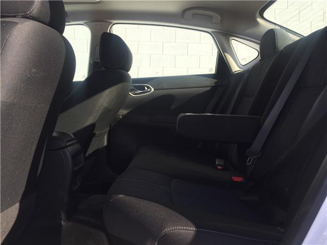 2018 Nissan Sentra 1.8 SV (Stk: D1244) in Regina - Image 19 of 22