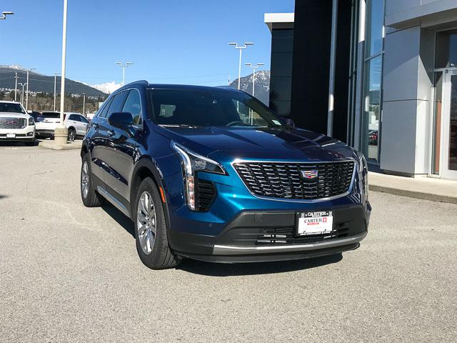 2019 Cadillac XT4 Premium Luxury (Stk: 9D53680) in North Vancouver - Image 2 of 24