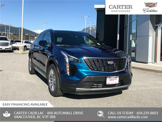 2019 Cadillac XT4 Premium Luxury (Stk: 9D53680) in North Vancouver - Image 1 of 24