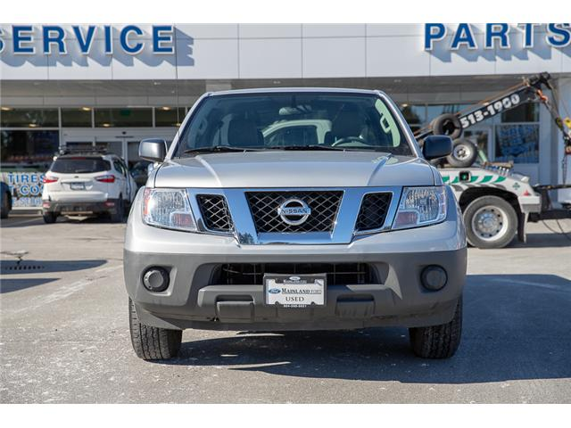 2014 Nissan Frontier S (Stk: 8F18025A) in Surrey - Image 2 of 22