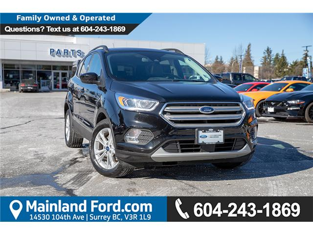 2018 Ford Escape SEL (Stk: P8466) in Surrey - Image 1 of 27