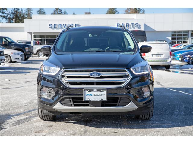 2018 Ford Escape SEL (Stk: P8466) in Surrey - Image 2 of 27