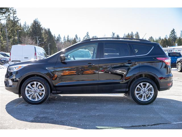 2018 Ford Escape SEL (Stk: P8466) in Surrey - Image 4 of 27