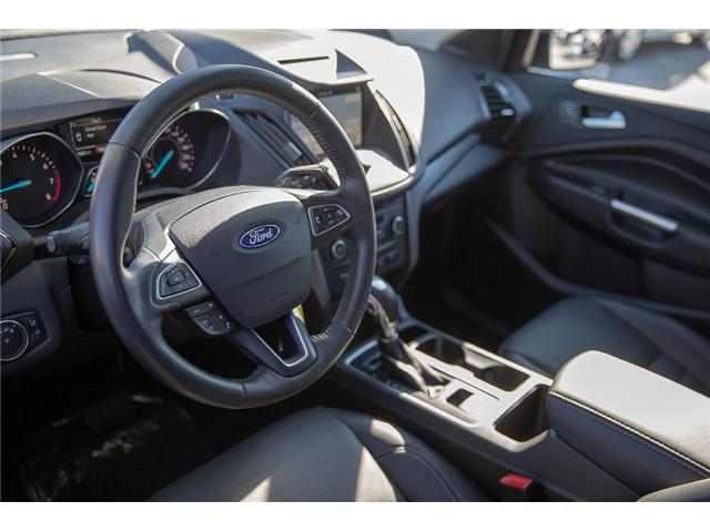 2018 Ford Escape SEL (Stk: P8466) in Surrey - Image 11 of 27