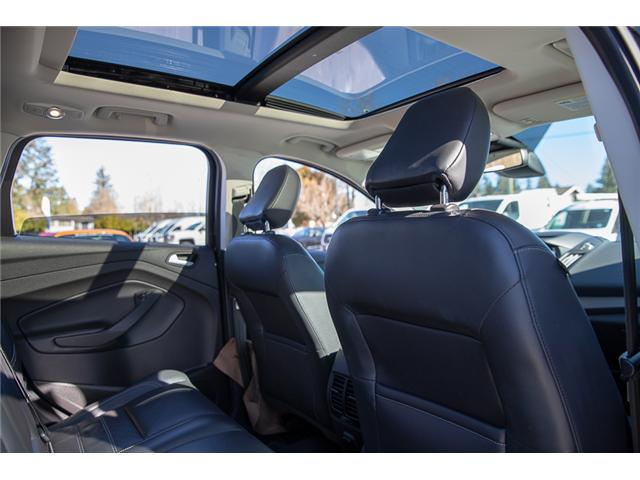 2018 Ford Escape SEL (Stk: P8466) in Surrey - Image 16 of 27