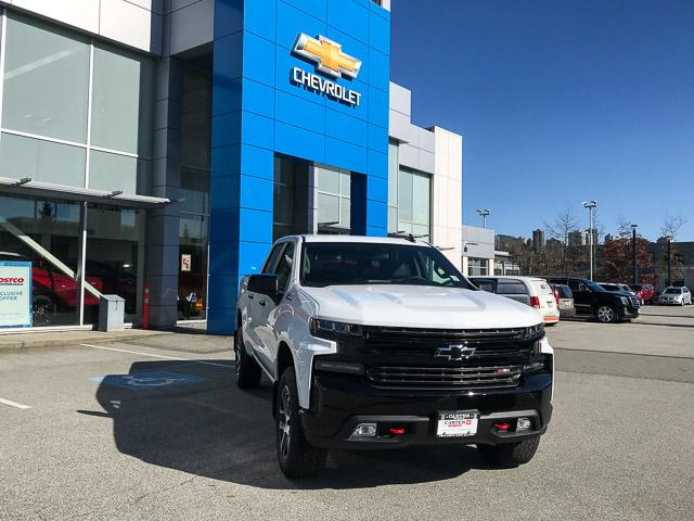 2019 Chevrolet Silverado 1500 LT Trail Boss (Stk: 9L45430) in North Vancouver - Image 2 of 13
