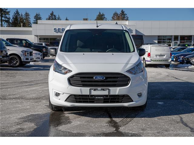 2019 Ford Transit Connect XLT (Stk: 9TR0262A) in Surrey - Image 2 of 23