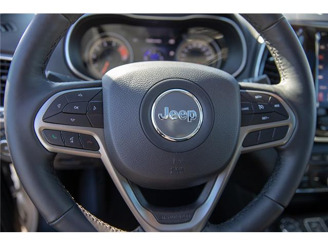 2019 Jeep Cherokee Limited (Stk: EE901170) in Surrey - Image 18 of 25