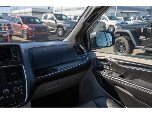 2018 Dodge Grand Caravan CVP/SXT (Stk: EE901210) in Surrey - Image 14 of 26