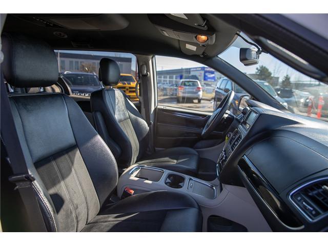 2018 Dodge Grand Caravan CVP/SXT (Stk: EE901210) in Surrey - Image 17 of 26